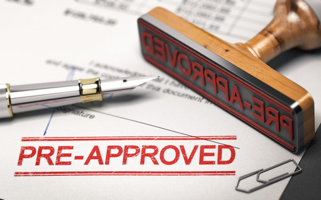 The Benefits of Obtaining a Pre-approval Letter